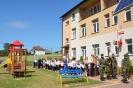 20 - lecie Nadania Imienia i Sztandaru SP w Dębowej