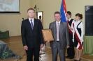 Dziesięciolecie nadania imienia Jana Pawła II Gimnazjum w Jodłowej