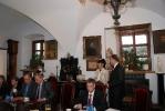 Konwent Burmistrzów i Wójtów Powiatu Dębickiego z udziałem przedstawicieli  BiA Bildungsagentur z Düsseldorfu