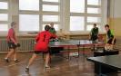 Powiatowa Gimnazjada w tenisie stołowym