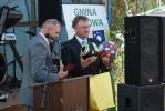 Poświęcenie Centrum Kultury i Sportu w Jodłowej Górnej