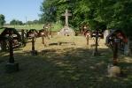 Renowacja cmentarza wojennego w Dęborzynie