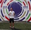 Robert Warzecha wygrywa w Amatorskiej Lidze Tenisa Ziemnego Gminy Brzostek