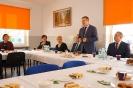 Spotkanie noworoczne w Zespole Szkół w Jodłowej