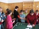 Turniej tenisa stołowego w Centrum Kultury i Sportu w Jodłowej Górnej