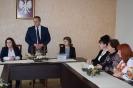 Zwiedzanie Urzędu Gminy przez gości z Tarnopola_2