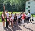 20 - lecie Nadania Imienia i Sztandaru SP w  Dębowej_6